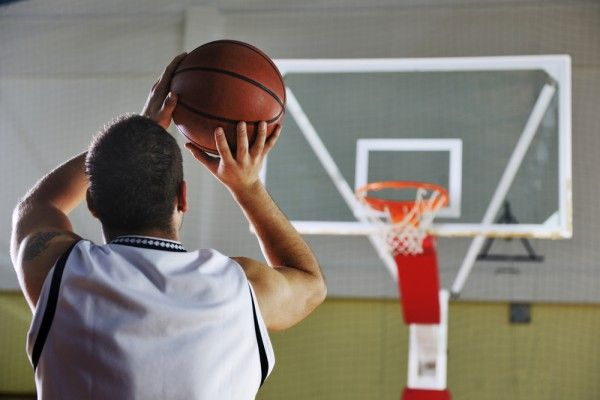 Free Throw Basketball Training