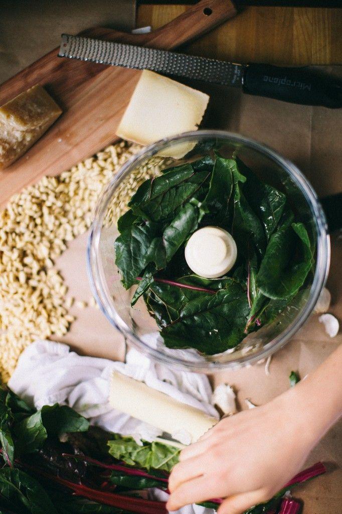 25+ beste ideeën over Snijbiet Pasta op Pinterest - Snijbiet recepten ...