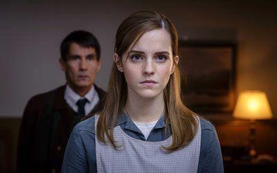 Scarica sfondi regressione, detective, emma watson, 2015, eclipse, orrore, l'attrice inglese