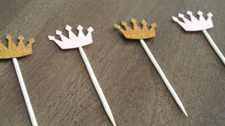 A personal favorite from my Etsy shop https://www.etsy.com/ca/listing/517734680/princess-cupcake-toppers-12-ct-by-paper