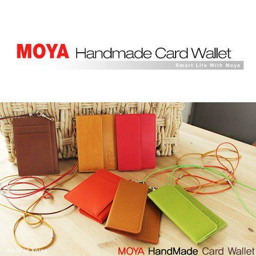 MOYA Lanyard Card Holder Card Wallet Holder