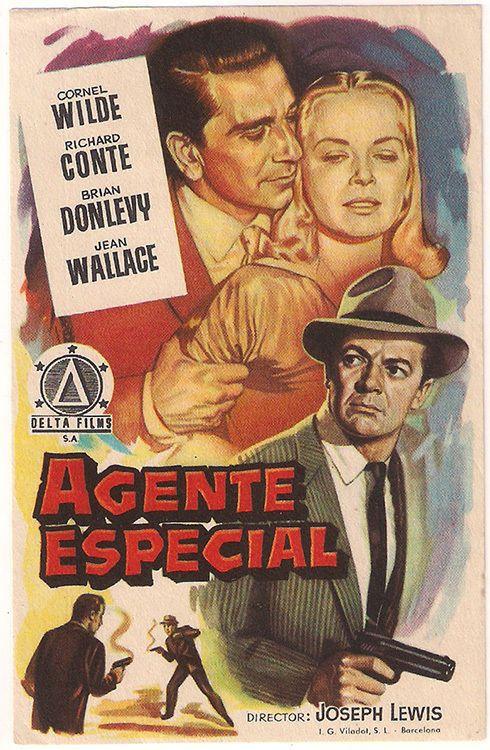 THE BIG COMBO RICHARD CONTE CORNEL WILDE SPANISH HERALD MINI POSTER | Entertainment Memorabilia, Movie Memorabilia, Posters | eBay!