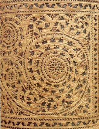 art from birch bark