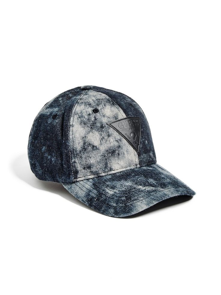 Bleached Logo Patch Hat