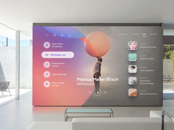 15 best TV INSPIRATION images on Pinterest | User interface design ...