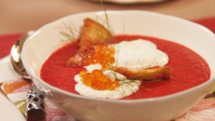 Rode bietensoep de keuken van sofie recipes to try out pinterest met and van - Keuken met rode baksteen ...