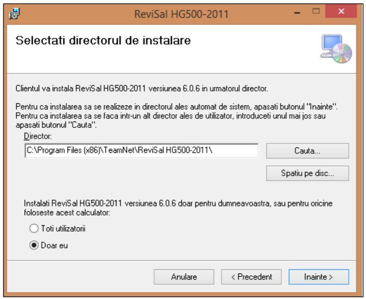 Aplicația Revisal a fost actualizată din nou. Cum instalezi noua versiune?