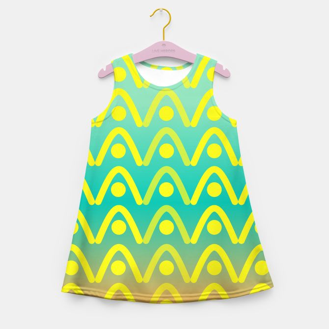 togetherness Girl's Summer Dress