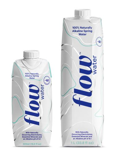 Sharing this awesome @flow_water for all my friends! Get your FREE sample via @socialnature #trynatural