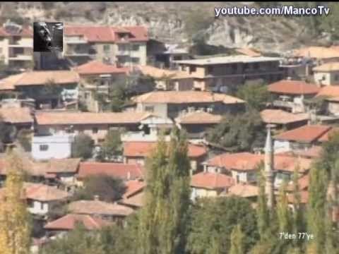 İSPARTA 1989  Barış Manço ile Dere Tepe Türkiye