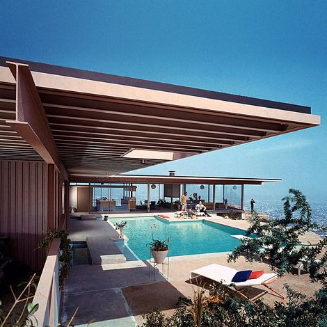 49 best horizontal architecture images on pinterest contemporary architecture architecture - Stahl swimmingpool ...
