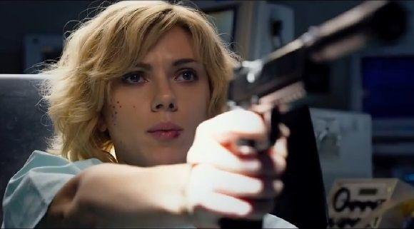 Lucy sci-fi movie images, trailer, Scarlett Johansson