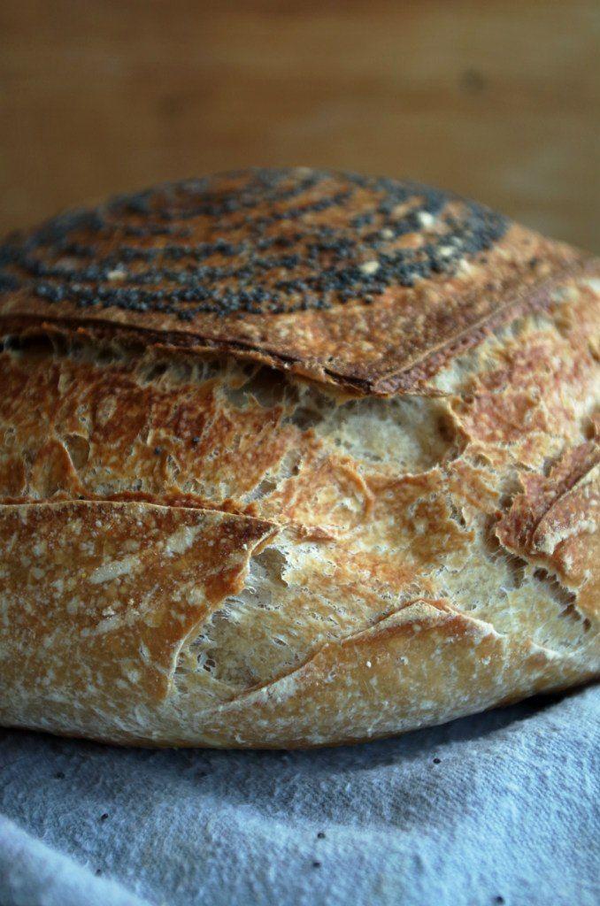Хлеб на смешанной опаре - bread&butter