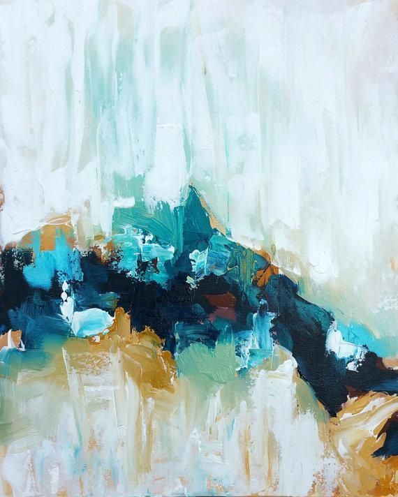 Best 25 Abstract painting techniques ideas on