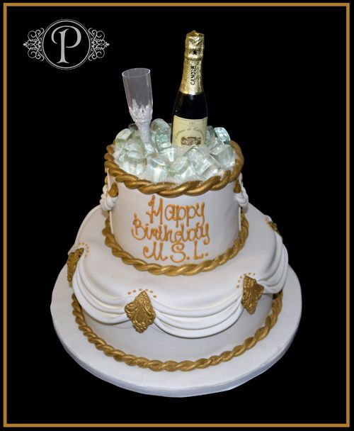 64 best Champagne cake images on Pinterest Champagne cake