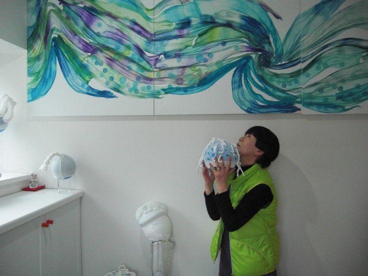 ものづくりの里豊田アーティスト`sオープンスタジオ「TAOS」 【事業】 http://decasu.jp/toyotataos/