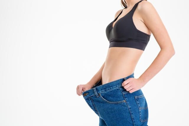How to lose 40 pounds