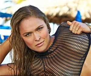 Scandalous Pictures of MMA Star Ronda Rousey Will Shock You