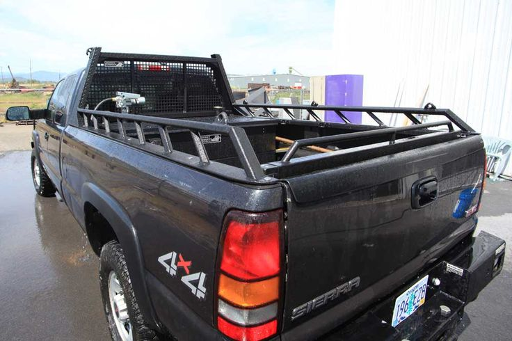 Truck Rack From Highway Products Trick Your Truck