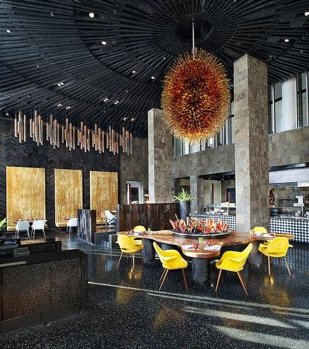 W Retreat & Spa Bali - Seminyak—Restaurant