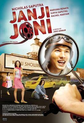 Janji Joni Poster