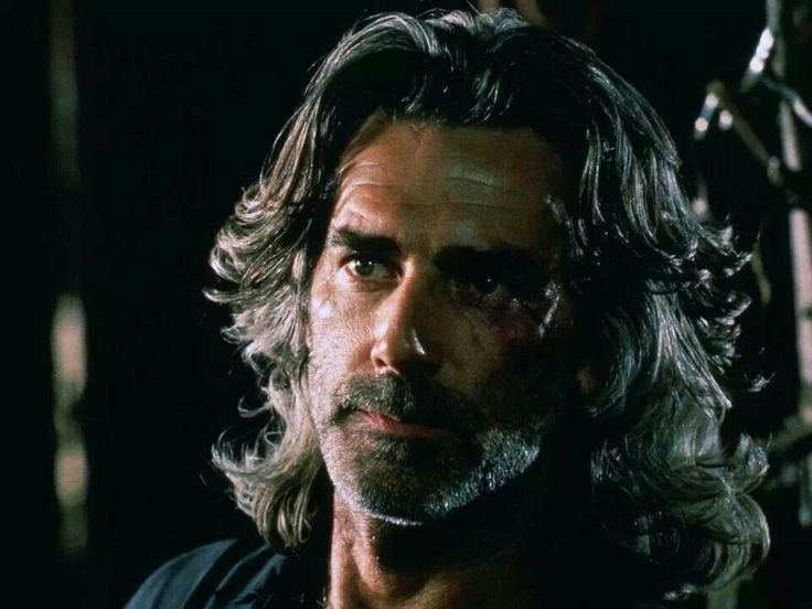 Sam Elliott ~ Roadhouse - Sam Elliott and Patrick Swayze - it doesn't get any better!