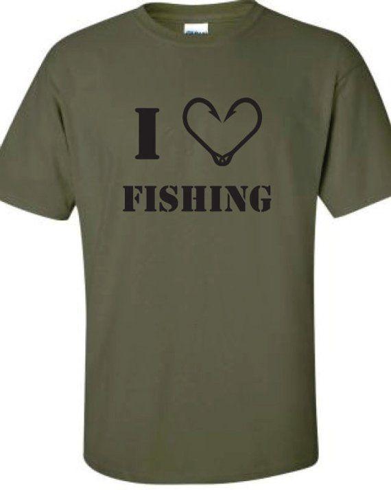 I Love Heart Geese Ladies T-Shirt