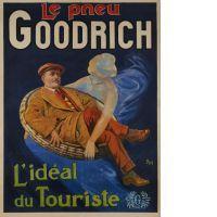 E. ROCH Le pneu Goodrich -LIdéal du Touriste