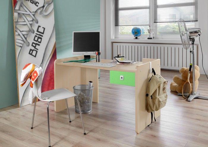 Veselé a světlé barvy do dětských pokojů patří! Nábytkový program Sunny je zářivý, prostý a přitom tvořený tolika zajímavými detaily. Jednotlivé prvky...
