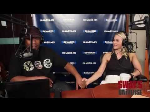 Brittney Daniels Gets Emotional Discussing Battle & Triumph w/ Cancer, & Dating Keenan Ivory Wayans