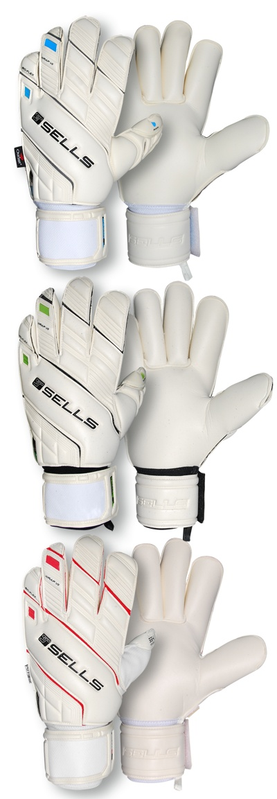Goalkeeper gloves Sells. Sells Wrap GC