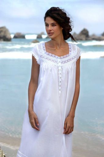 I love Eileen West night gowns. I have several I was lucky enough to find onsale and get at gifts...they are expensive, but good quality.