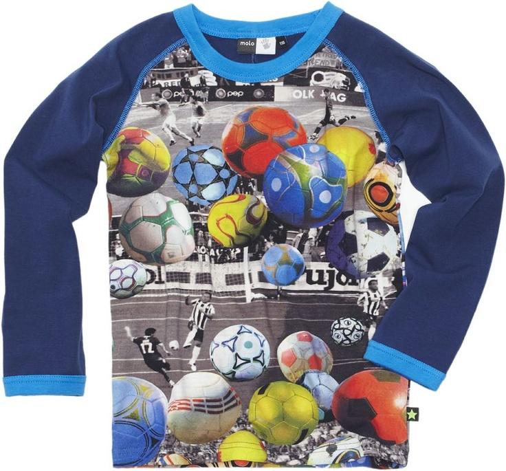Molo shirt Remington soccer