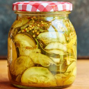I Quit Sugar: Bread 'n' Butter Pickles