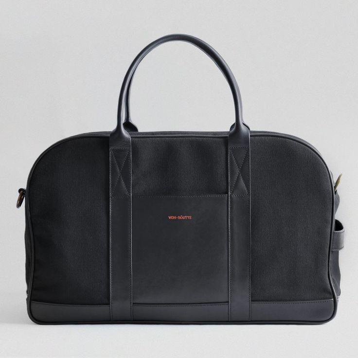 Weekender Bag Broome - Black