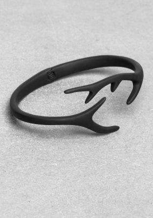 Black Horn bracelet #jewellery