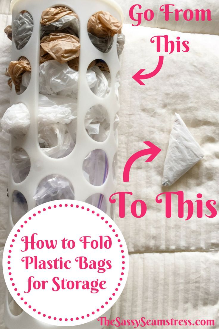 25 best ideas about folding plastic bags on pinterest camping bags grocery bag holder and. Black Bedroom Furniture Sets. Home Design Ideas