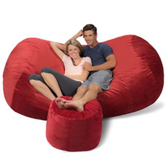 Large Bean Bag Couch