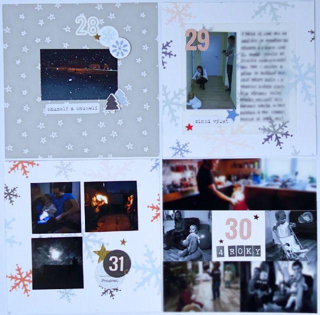 December Days +Oh joy - Pinkfresh Studio