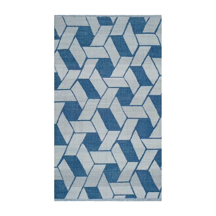 fabulous tapis durhurst indigo x cm with tapis cuir maison ...