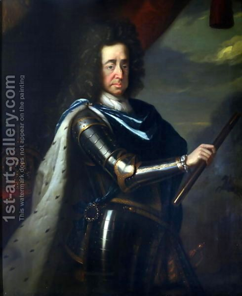 william of orange king james