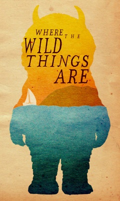 Minimalist Movie Posters: Where The Wild Things Are