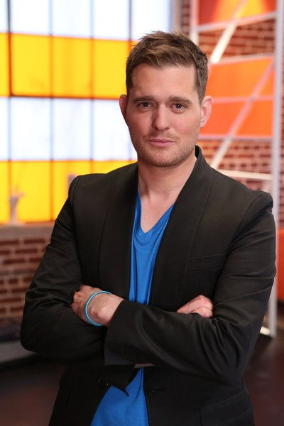 Michael Buble joins #TheVoice tonight as an advisor to #TeamBlake!