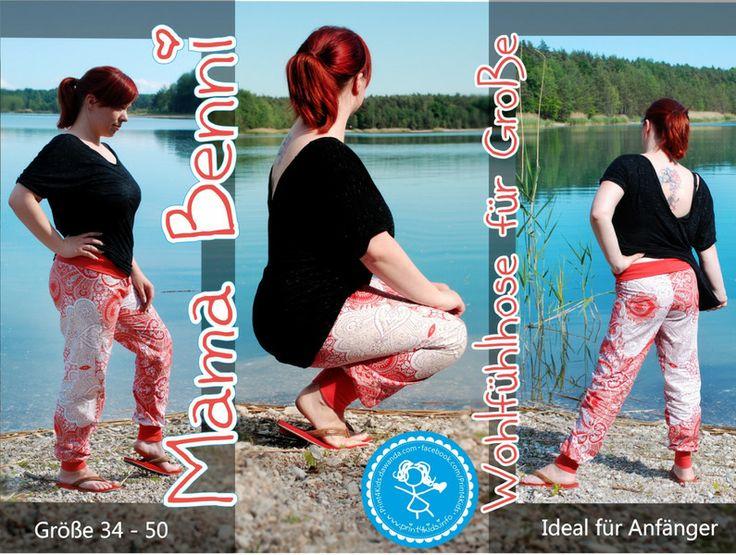E-Book+Hose+Mama+Benni++von+Print4kids+auf+DaWanda.com