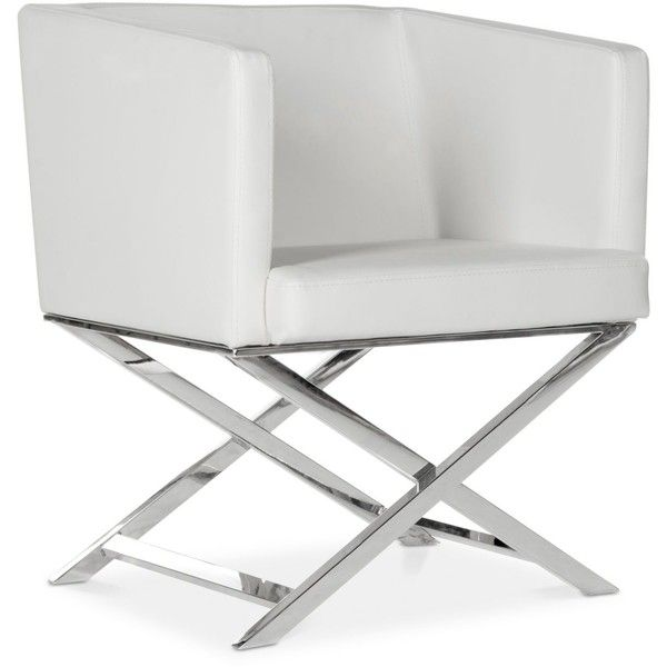 Best 25+ White leather chair ideas on Pinterest White shutter - designer drehstuhl plusch