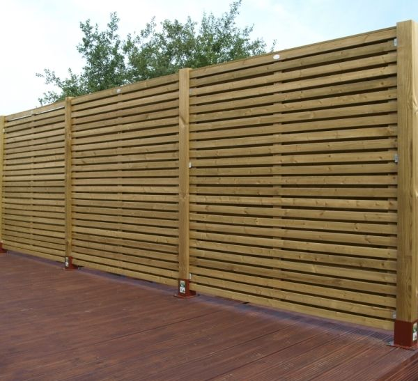 The 25 best Contemporary fence panels ideas on Pinterest Modern