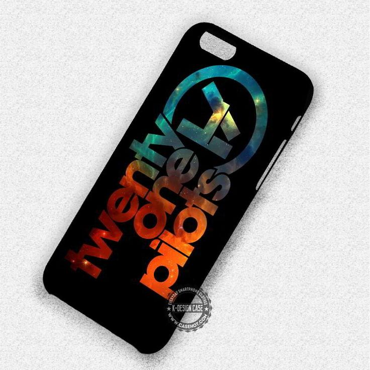 Twenty One Pilot Nebula - iPhone 7 6 Plus 5c 5s SE Cases & Covers
