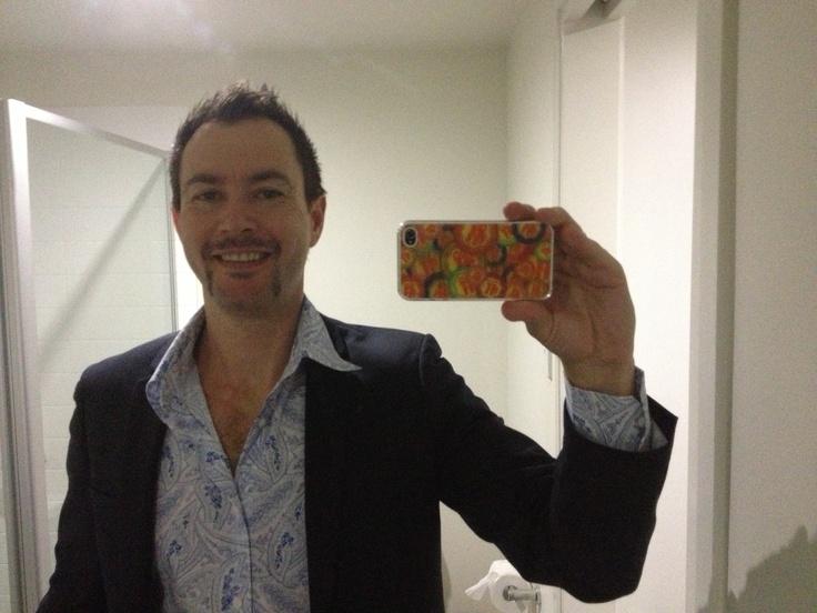 Day Eight Mo Gordo - Movember 2012 !