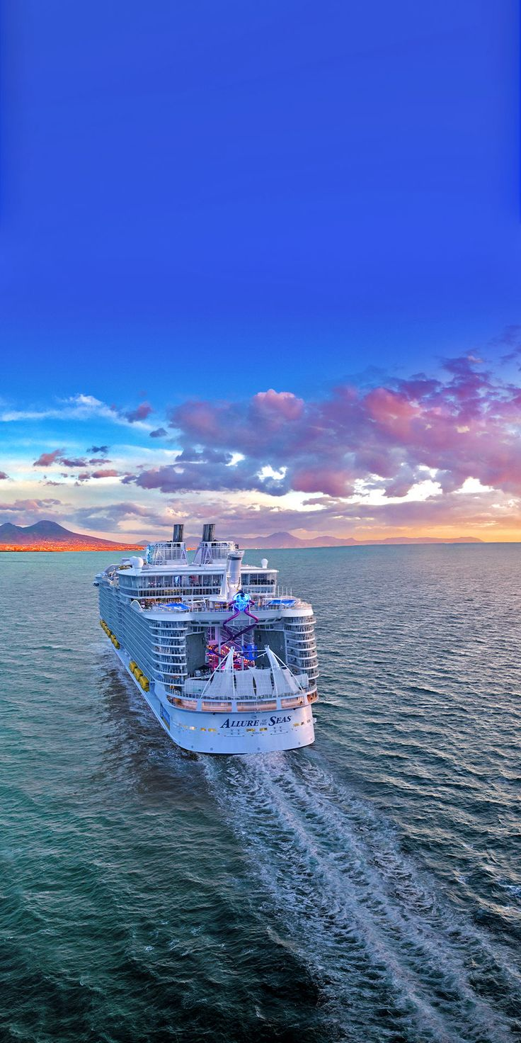 Allure Of The Seas Discover New Shores And New Thrills On Every Deck Of The Amplified Allure Of Cruise Ship Pictures Cruise Ship Royal Caribbean Cruise Ship