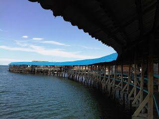 Torosiaje floating village